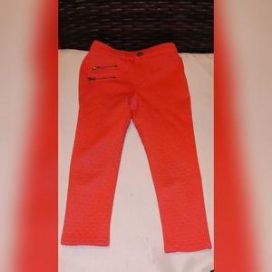 Girl toddler pants